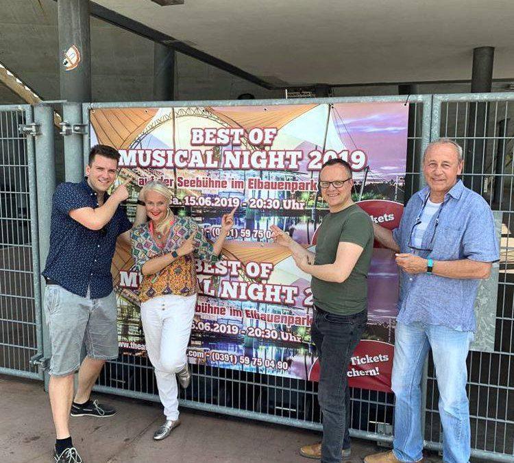 Night Support & Friends – Die MDR Moderatorin zu Besuch